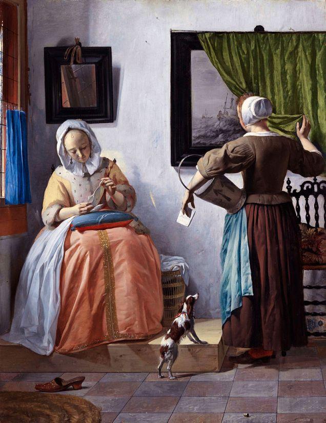 Vermeer show
